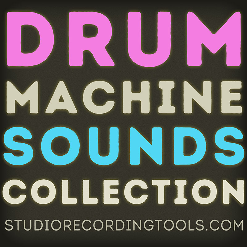 drum_machine_sound_collection