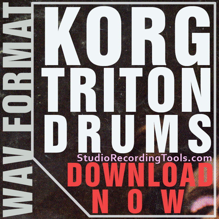 korg_triton_drum_sounds_samples_download